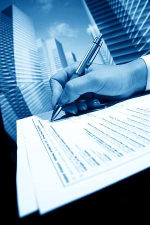 realtor professional presentation business background Stock Photo - 3983248