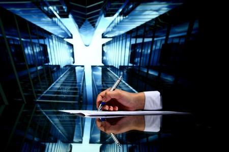 realtor professional presentation business background Stock Photo - 4279252