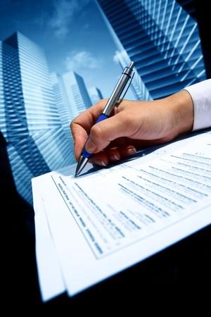 realtor professional presentation business background Stock Photo - 4342775