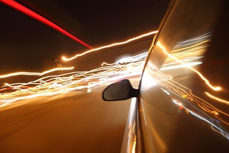 faster: speed drive in night city