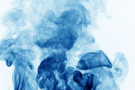 fume colored smoke abstract background Stock Photo - 4975509
