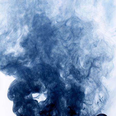 fume: smoke abstract burning fume background Stock Photo