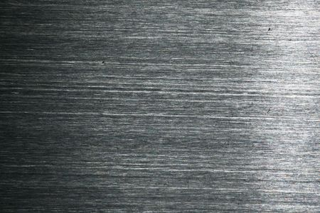 aluminium metal background close up Stock Photo - 4975733