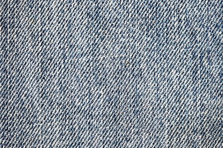 jeans fabric macro close up background  Stock Photo - 4975731