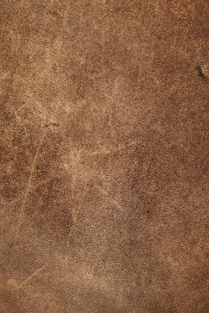 cowhide: leather background macro close up