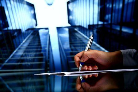 realtor professional presentation business background Stock Photo - 4977589