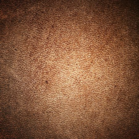 cuero vaca: macro fondo de cuero de cerca Foto de archivo