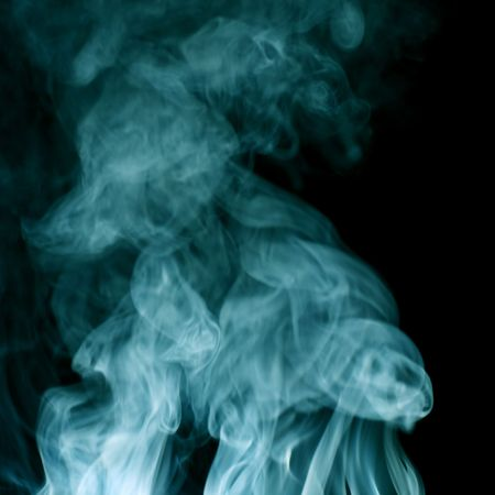 fume colored smoke abstract background Stock Photo - 5019144