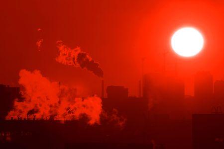 ijmuiden: morning warming emissions catalyst fume
