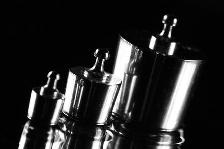 etalonnage: Poids de calibrage des sciences de fond standard