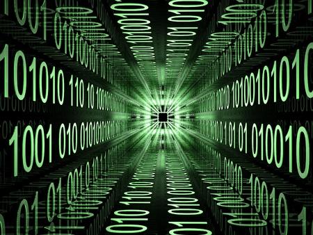 matrice di codice binario digital design tonel