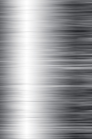 aluminium metal background close up Stock Photo - 8672571