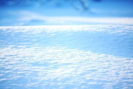 snow background close up Stock Photo - 8678484