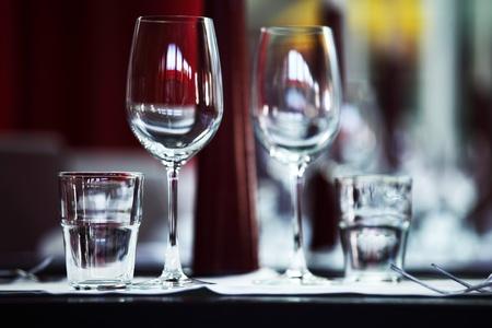 food and drink industry: sfondo interni Cafe in profondit� di campo Archivio Fotografico