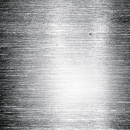 aluminium metal background close up Stock Photo - 8743579