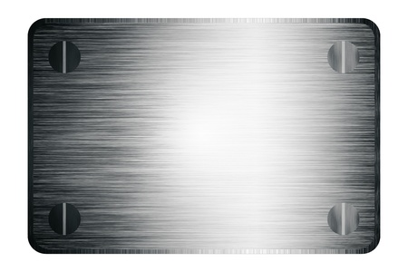 aluminium metal background close up Stock Photo - 8743580