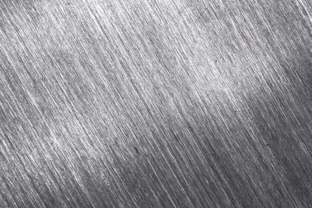 aluminium metal background close up photo