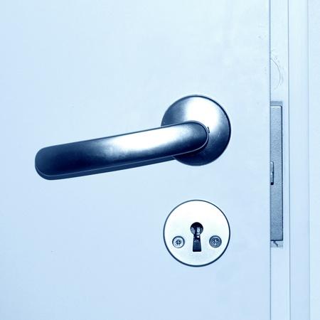door handle close up Stock Photo - 8751799