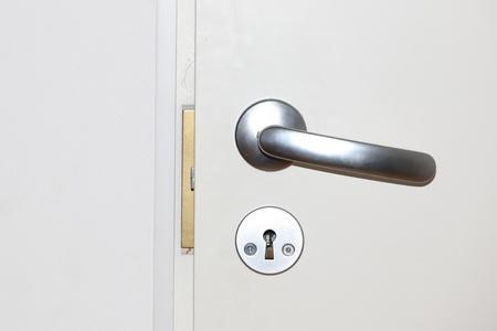 door handle close up Stock Photo - 8917182