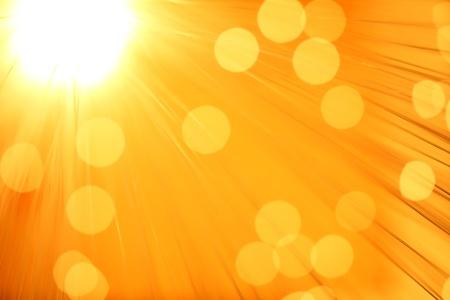 sue�os: macro de fondo amarillo abstracta de cerca