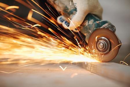 metal cutting photo