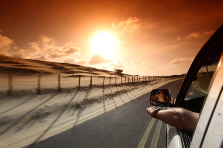 well drive go on vocation photo