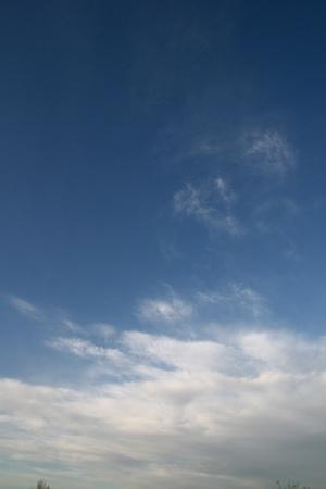 ózon: blu sky outdoors ozone cloudscape
