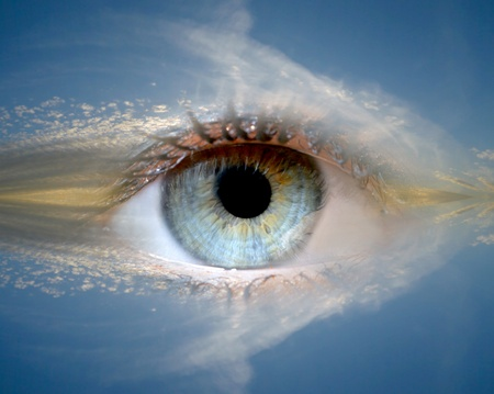 ojos marrones: V�ase ojo de belleza verde te