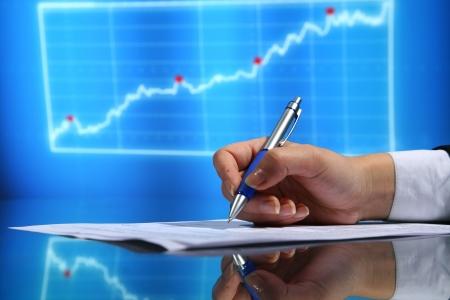 arrière-plan de séminaire financière des affaires professionnelles Banque d'images