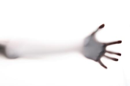 horror hand photo