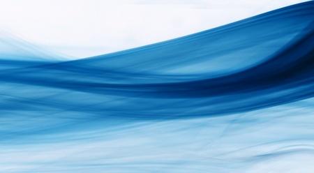 青い煙自然な抽象的な背景 写真素材