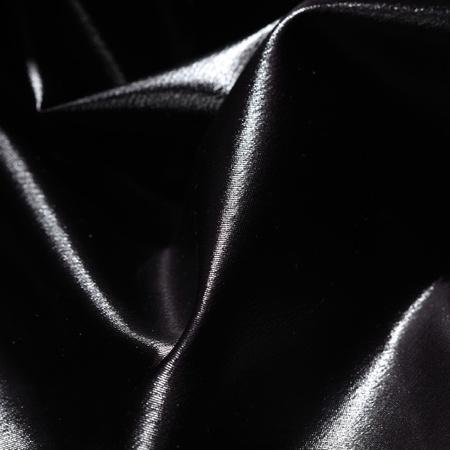 black satin: black satin background closse up