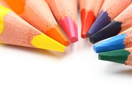 pencil education art background macro Stock Photo - 10073428