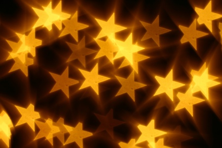 bokeh stars  background abstract macro Stock Photo - 10098834