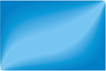 air flow: abstract blue waves tech background