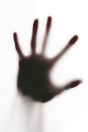 horror hand Stock Photo - 10136313