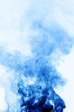 fume: fume colored smoke abstract background Stock Photo