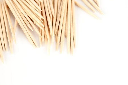 toothpick: toothpick macro close up