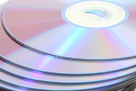 cd technology background macro close up photo