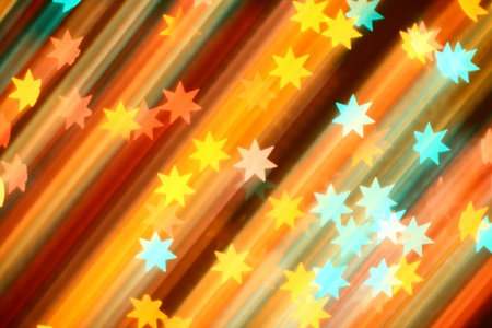 speedy motion stars abstract background photo