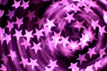 bokeh stars  background abstract macro Stock Photo - 10305653