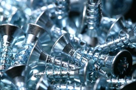 screw background macro close up photo
