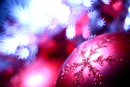 red holiday background macro close up Stock Photo - 10317322