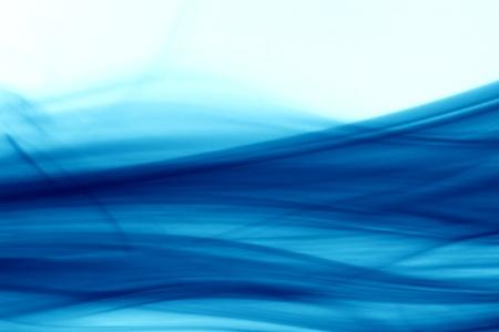blue smoke: blue smoke natural abstract backgrounds Stock Photo