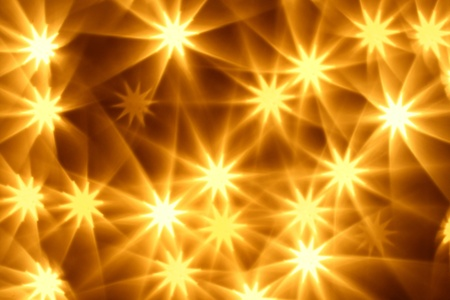 bokeh stars  background abstract macro photo