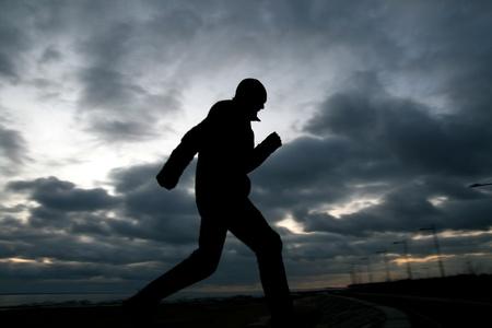 skie: sky runer run in the cloud sky