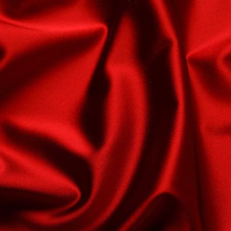 velvet texture: red satin background close up