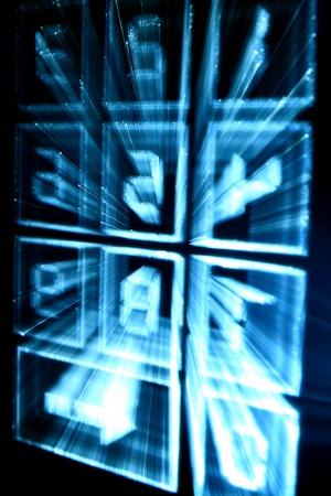 numpad: cyber numpad