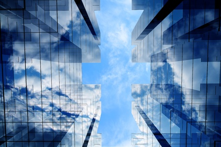 sky scrapers: 3d skyscrapers success office towers