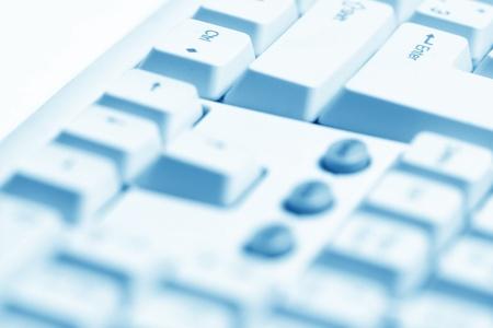 working keyboard macro close up Stock Photo - 11036025